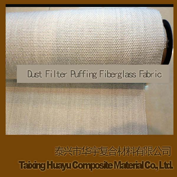 Products / Other Fiberglass Product_PTFE Fiberglass Fabric
